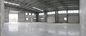 Ablak és ajtó értékesítés és beépítés referenciák - raktárépületek